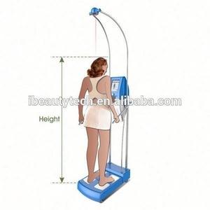 body composition meter body element fat analyzer bioimpedance machine body fat analysis machine OEM manufactuer