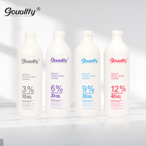 China Hair Developer Peroxide Oxidizer Color Factory OEM  Salon Use Professional 30 40 20 Hair Developer