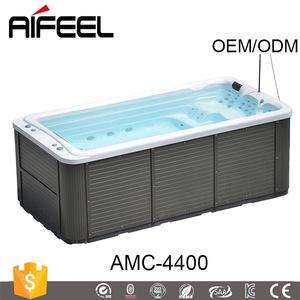 china spa supplies above ground pool outdoor fiberglass swimming acrylic pool swim spa pool
