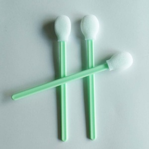 Cosmetics Foam Round Head Swabs / Eye Shadow Applicator( Factory Direct Sales )
