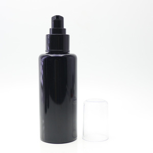 Durable Customized Glass Bottle Airless Cosmetic Pump Bottle DVB-17T
