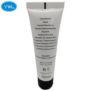 Exported good quality plastic tube packing hotel liquid skin whitening shower gel