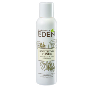 Garden of Eden Gentle Soothing Revitalizing Natural Skin Toner