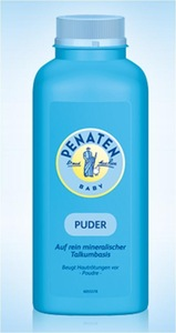 Germany PENANTEN baby prickly heat powder 100g