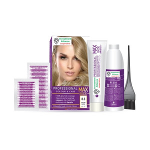 Hair Dye Professional Color & Care 36 Max Size - kit 256ml