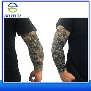2018年热销新产品假临时纹身袖体艺臂袜配件