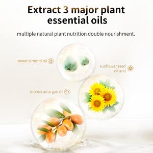 LANBENA moroccan argan oil anti frizz and damage hair serum silky products 30ml free shipping