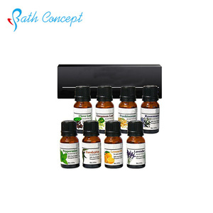 natural organic pure massage essential oil for diffusers 6 gift set
