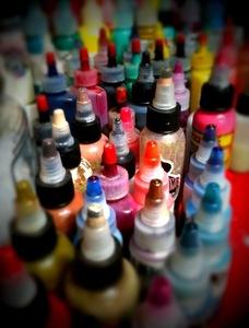 Original Permanent Makeup Tattoo Ink and  Microblading Pigment Kit 16 colors