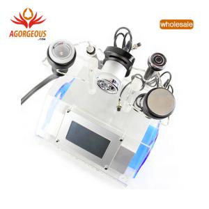 Professional cavitation radio frequency facial machine skin tightening