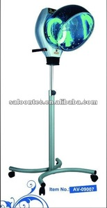 Salon Hair STEAMER Color Treatment Processor Rolling Stand Conditioning