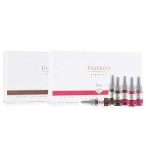 Tattoo ink permanent makeup lip pigment kit