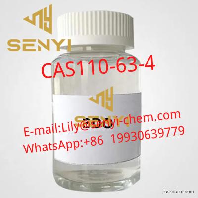 99% Industry Grade  Bdo to CAS 110-63-4RawLiquid(E-mail:Lily@senyi-chem.com)