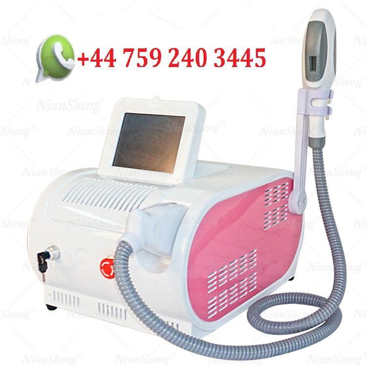 Hot Selling Fashion Handles Face Lift Shr laser Ipl/ipl opt Shr/ipl Laser Hair Removal Machine