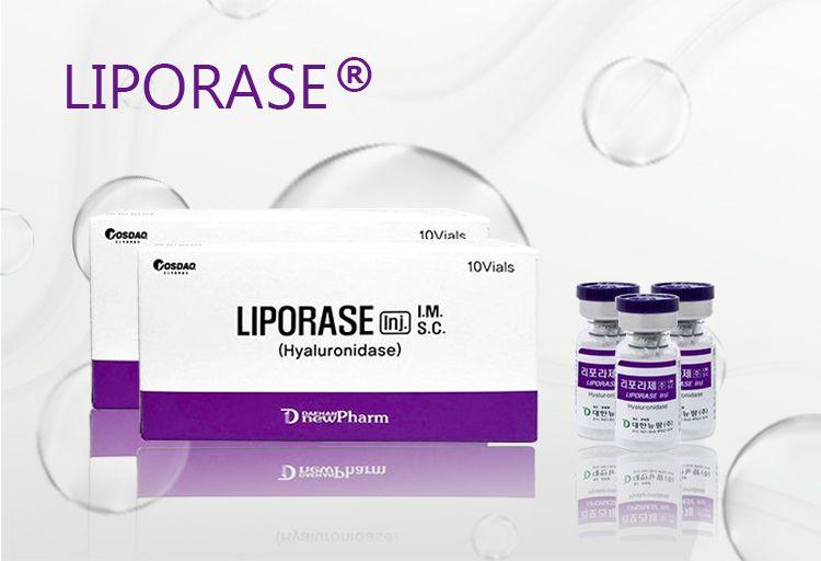 Hyaluronidase remove filler reduce dermal filler liporase