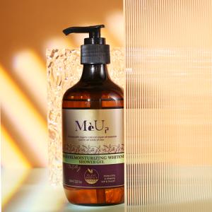 300ml Argan oil Luxury Skin Care Lightening Natural Organic Body Works Liquid Bath Smooth Shower Gel Body Wash