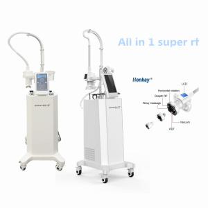 360 Degree RF body shaping slimming vacuum RF led ems system beauty machine vacuum RF system