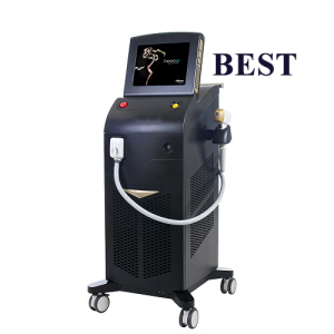 3D Wavelength USA Bar Diode Laser 755nm 808nm 1064nm Permanent Hair Removal Machine