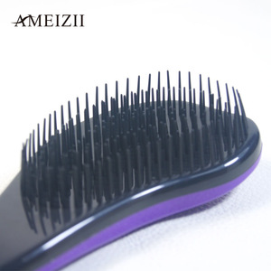 AMEIIZII Wholesale Styling Hair Comb Hairbrush Tangle Detangling For Salon Styling Women Hair