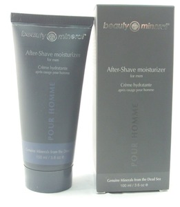 Beauty Mineral Moisturizing Cream for Men - After Shave