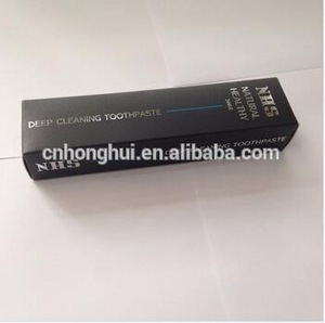 Free samples customize logo natural herbal teeth whitening black carbon toothpaste