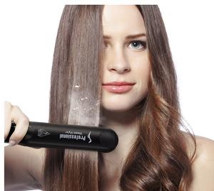 Hot Selling 2018 Amazon Top Hair Straightening Machine straightener flat iron