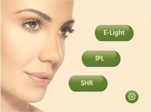 IPL shr opt elight ipl machine for fast hair removal pigmentation removal skin rejuvenation