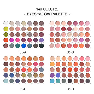 LT19 TOP new certification ISO 22716 Glitter cosmetics makeup eye shadow makeup