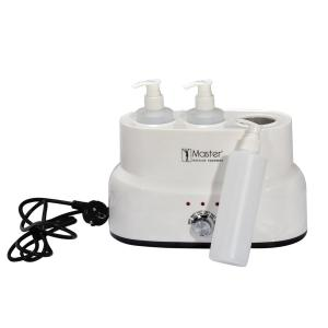 Master Massage automatic temperature control and protection 3-bottle Oil Heater Massage Oil Warmer