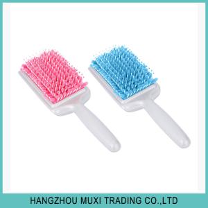 Muxi new hair brush detangling hair brush straightening hair brush