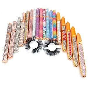 new arrivals waterproof glitter magic eyeliner private label eyeliner glue pen
