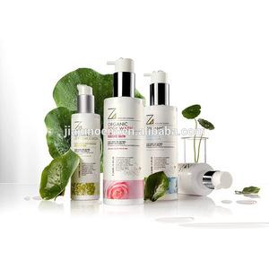 Organic body shower gel rose perfume bath shower gel