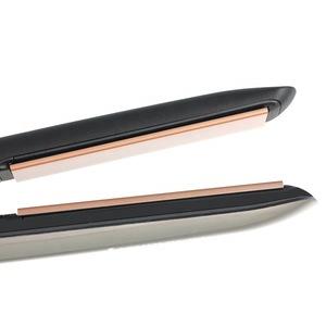 Professional hair straightening machine LED digital ceramic hair straightener flat iron for sale