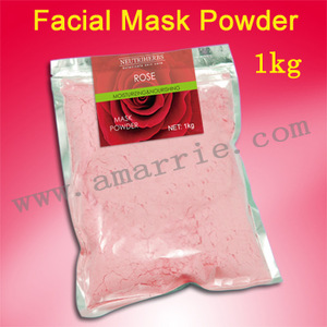 skin care product collagen powder whitening facial mask for face