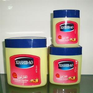vaselin cream/vaselin petroleum jelly made in china