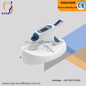 VY-V300 Germany Star Co2 Mesotherapy Gun Needle free injection gun/ Nutrition Let in Beauty Machine