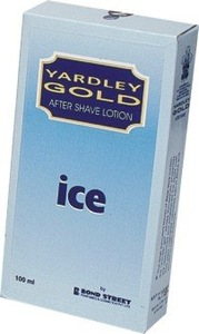Yardley Gold Ice - After Shave Lotion