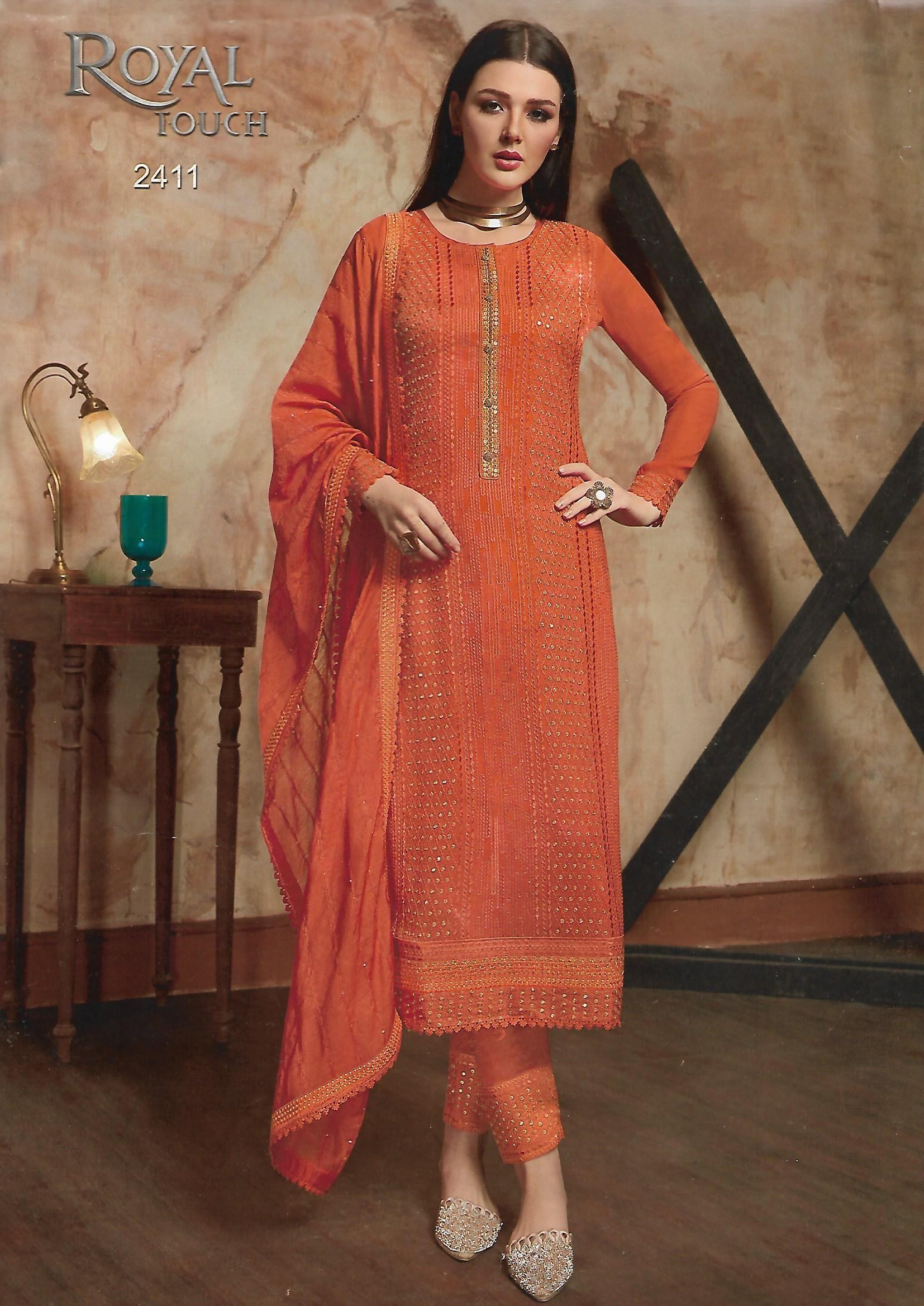 Women's Dress Indian ( Kurti ) - SKU: AC00016 Size: XXL (In Stock: 1Pc)