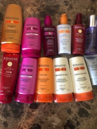 Kerastase Professional Hair Care Cosmetics