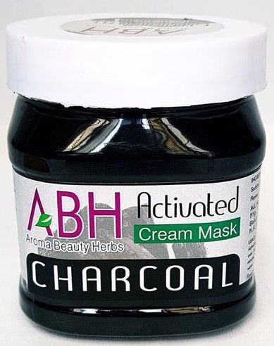 ABH Charcoal  Face Mask