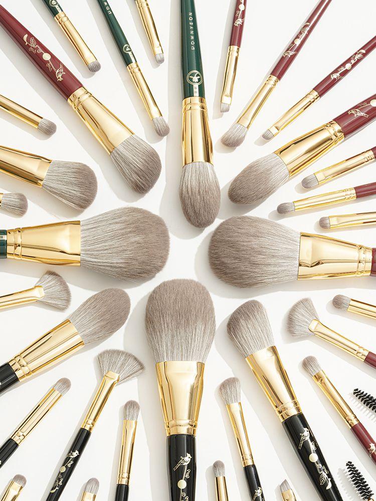 factory price makeup brushes and makeup bags