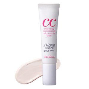 BANILA CO. it Radiant CC Cream SPF30 PA++ 30ml Korea cosmetic cc cream