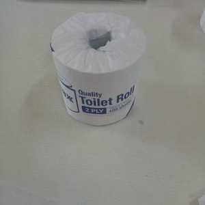 Luxury Individual Wrap Toilet Paper, Toilet Tissue 2 Ply With Custom Packing