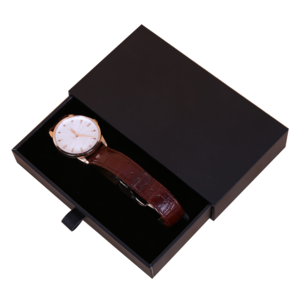 Manufacturer Custom Men Aftershave Gift Set Watch Paper Box Packaging
