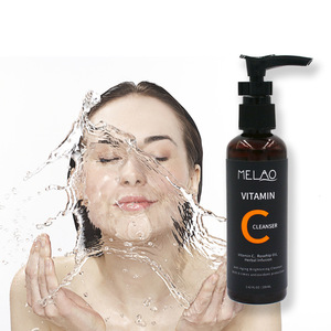 Melao Skin Care Face Cleanser Moisturizing Deep Cleaning Purify Shrink Pore Brightening Organic Facial Cleanser