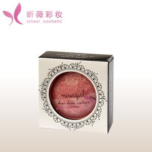 Miva girl baked blush /color blush/single color blush