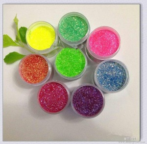 Multicolor Magic Festival Custom makeup shape size glitter gel children non toxic face Body cosmetic glitter powder for women