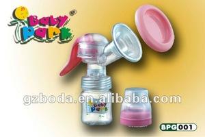 nice functional BPA free breast pump