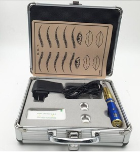 OEM Electric Derma Pen Micropigmentation Tattoo Kit with Factory Direct Supply