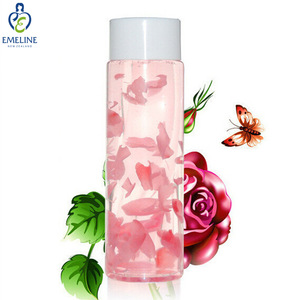 OEM rose essence hydrosol water skin toner